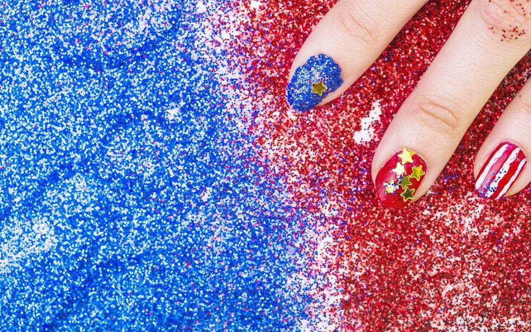 10 pomysłów na sylwestrowe paznokcie!