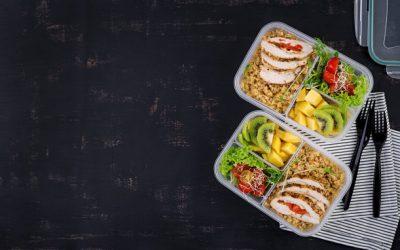 Potrawy na medal, czyli dieta pudełkowa